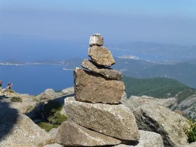 Italien Elba Monte Capanne