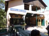 Monte Capanne Talstation Gondelbahn