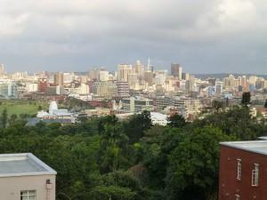 In Durban City und Umland leben ca 3 Mio Menschen