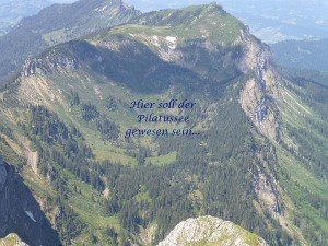 Pilatus-Oberalp-Pilatussee