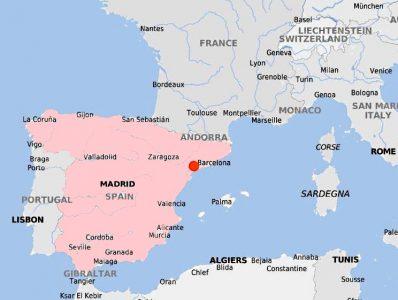 Euopa-Spanien-Katalonien-Barcelona