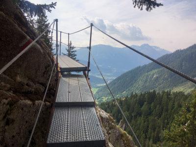 Wanderung ab Aspi-Titter nach Bellwald