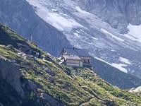 Triftgletscher Windegghütte
